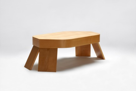 Table basse « TB »,  de Martin Szekely